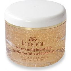 Kánaán Hydratačná gelová maska 200ml honey deep moisturizing anti-sztress mask