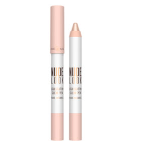 Rozjasňujúce pero 4g Nude Look Highlighter Glow Pen Golden Rose