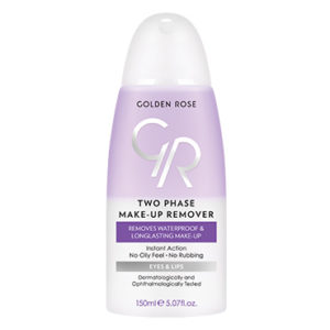 GOLDEN ROSE Dvojfázový odličovač 150ml TWO PHASE MAKE-UP REMOVER